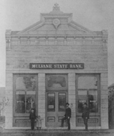 Carson Bank Mulvane State Bank